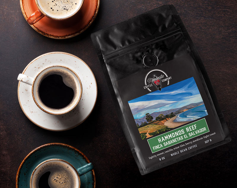 HAMMONDS REEF Finca Sabanetas El Salvador Estate Coffee