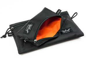 Flat field pouch / X-Pac series