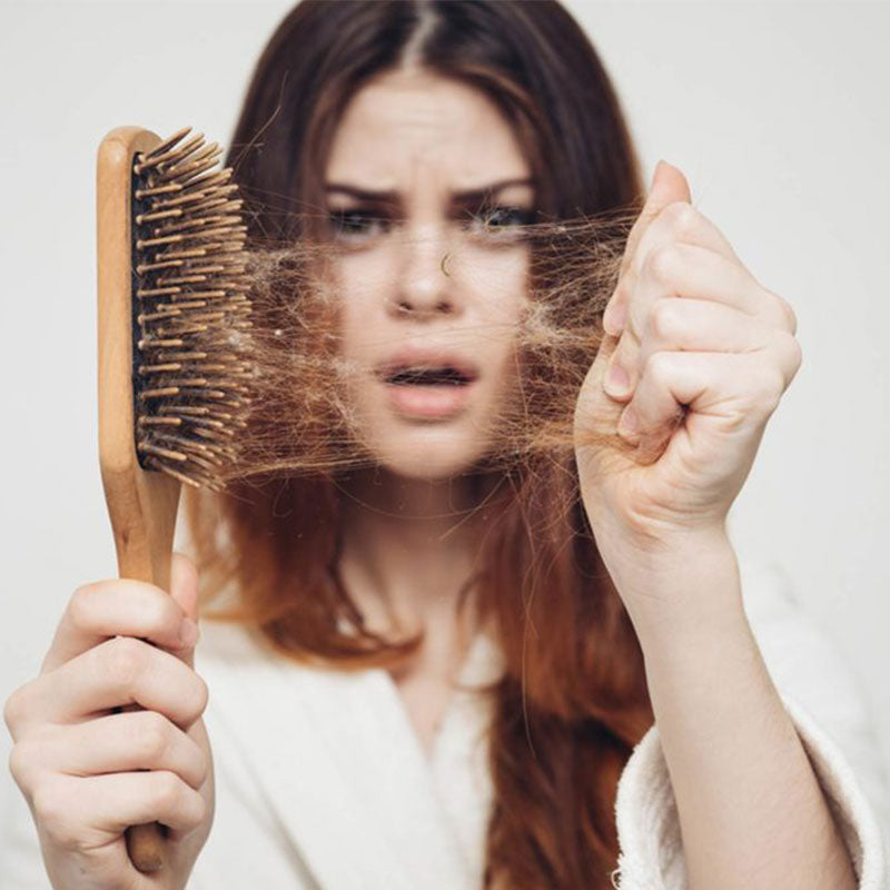 Shedding hair? Why It Happens & When It's An Issue