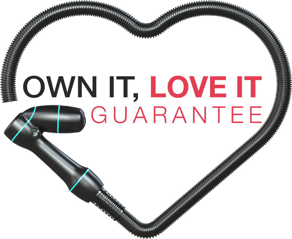 Own It Love It Guarantee Logo