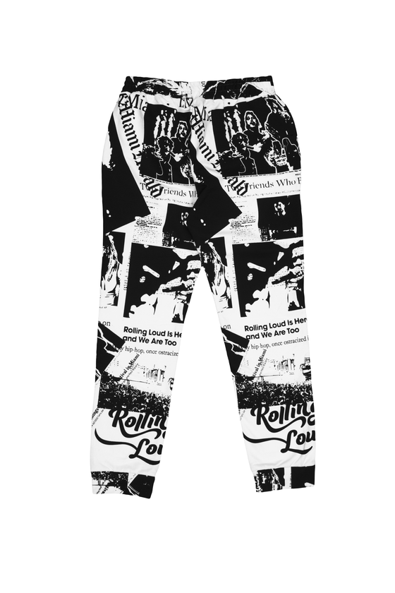 Rolling Loud x STRATA Sweatpants