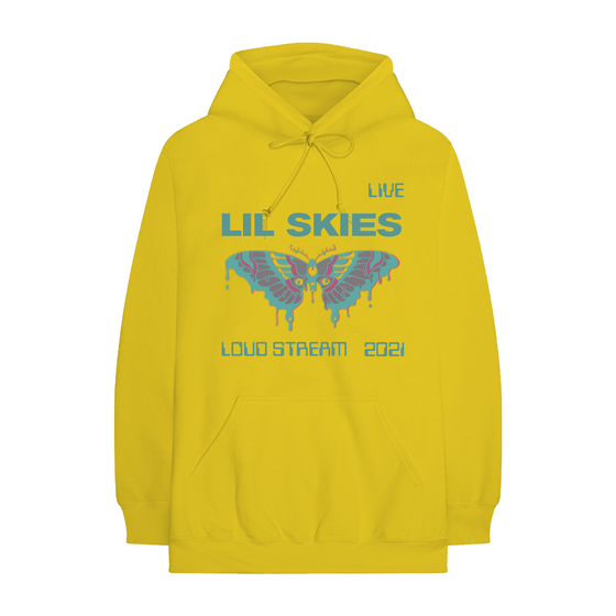 Lil Skies x Rolling Loud Hooded Sweatshirt
