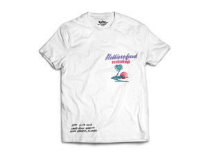 Rolling Loud Miami White Lineup Tee