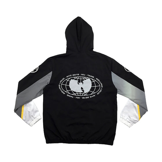 WU x RL 3M Reflective Color Block Windbreaker