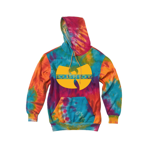 WU x RL Super Tie Dye Hooded Sweatshirt (Limited Release)