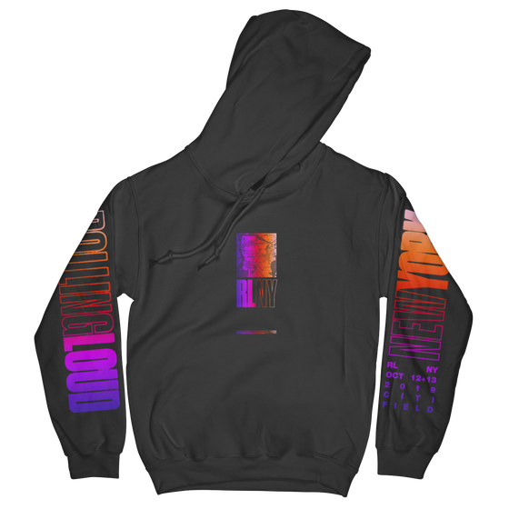 NY19 RLNY Hooded Sweatshirt