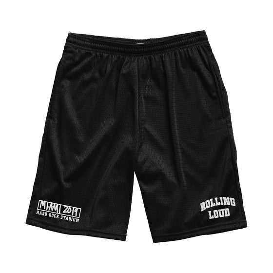Miami Athletic Division Mesh Shorts