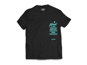 Rolling Loud Miami Black/Green Lineup Tee