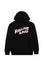 Puffy Logo Hoodie Black Heavyweight