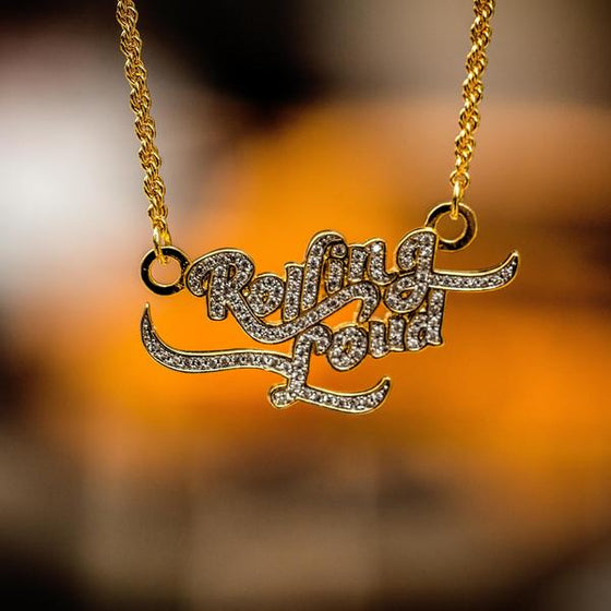 Rolling Loud Miami Chain Small