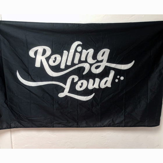 Rolling Loud Miami Flag