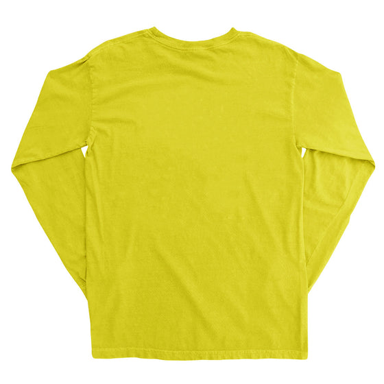 Trippie Redd x RL Stream Long Sleeve Yellow Tee