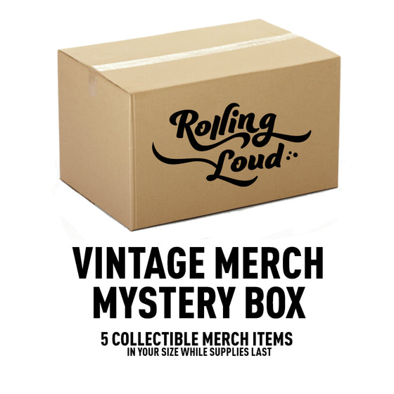 Vintage LA Merch Box