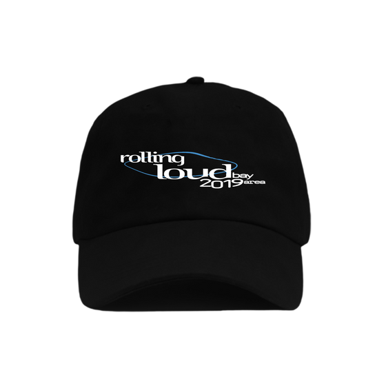 Bay 19 Black Dad Hat