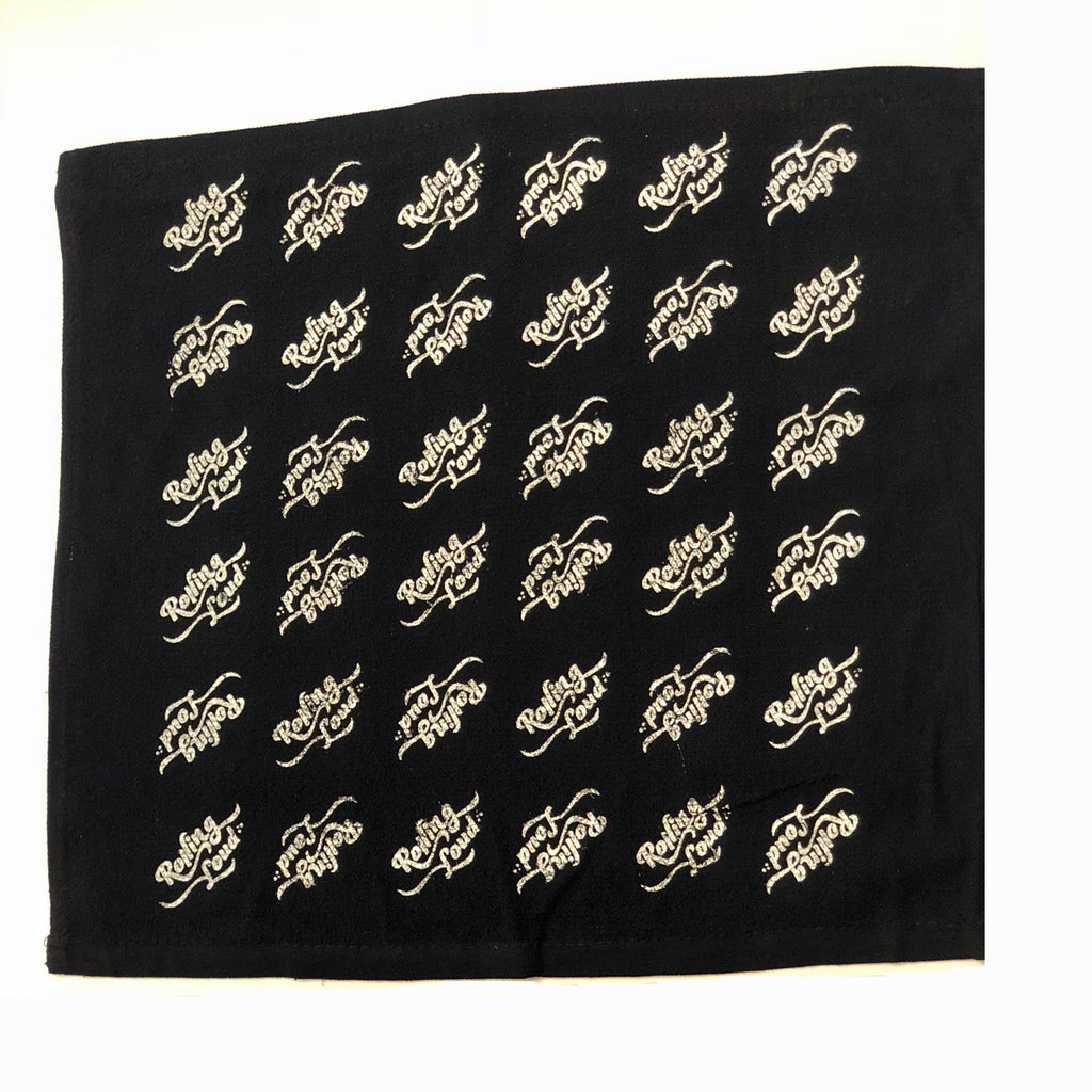 Rolling Loud Miami Hand Towel