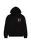 RL x Primitive Frequency Black Hoodie