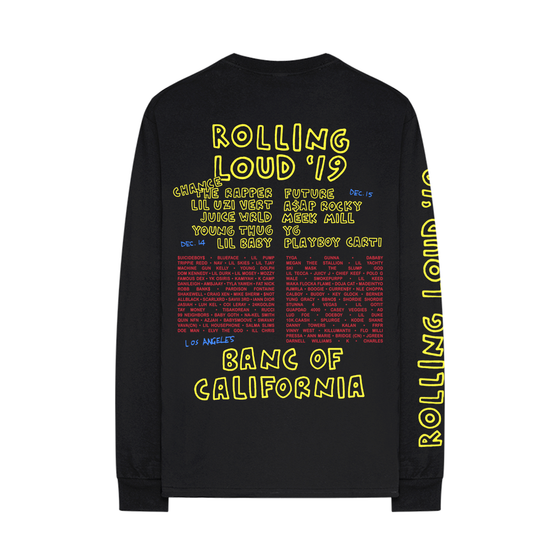 LA19 Woof Gang Long Sleeve Tee