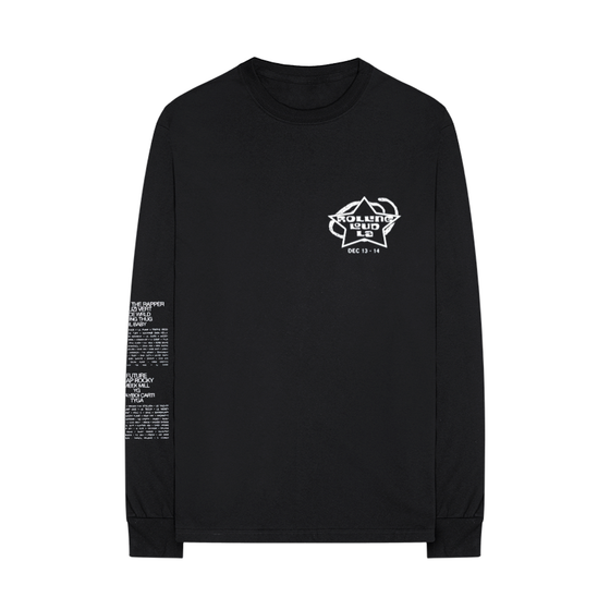 LA19 Friends Long Sleeve Tee