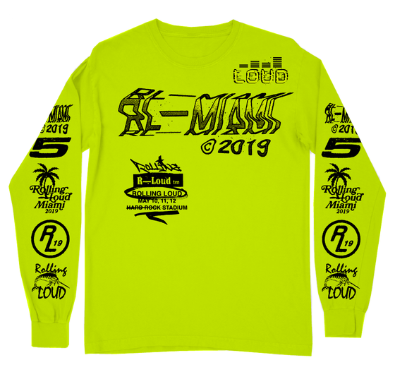Loudness Volt LS Tee