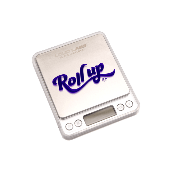 Rolling Loud Portable Digital Scale