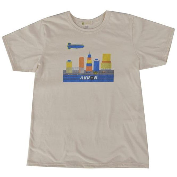 Adult/Youth Akron short sleeve Tshirt
