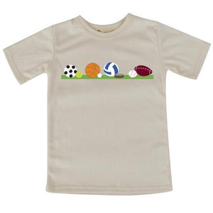 Balls by Cristina Bruce-Kaiser Printed Tshirt, Toddler to Adult
