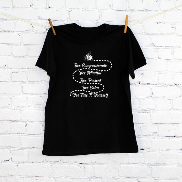Bee Kind Printed T-shirt, Children