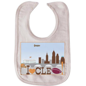 CLE Football bib