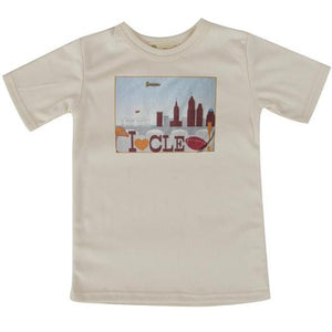 CLE Football short sleeve adult/youth Tshirt