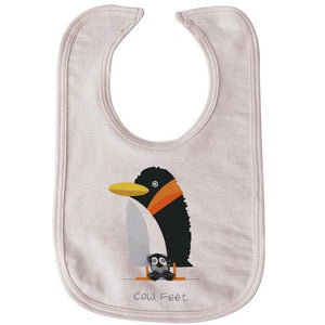 Cold feet bib