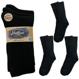 Maggie's Organics Cotton Crew Sock Tri-Pack