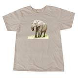 Elephant by Sr. Mary Eileen Printed Tshirt, Toddler to Adult