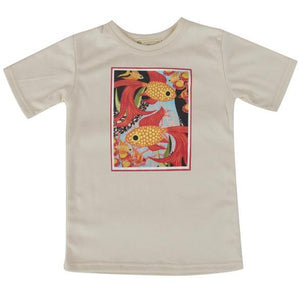 Fish short sleeve adult/youth Tshirt