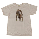 Giraffes by Sr. Mary Eileen Printed Tshirt, Toddler to Adult