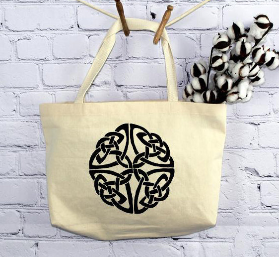 Celtic Knot, Tote Bag (by Sr. Mary Eileen Boyle)
