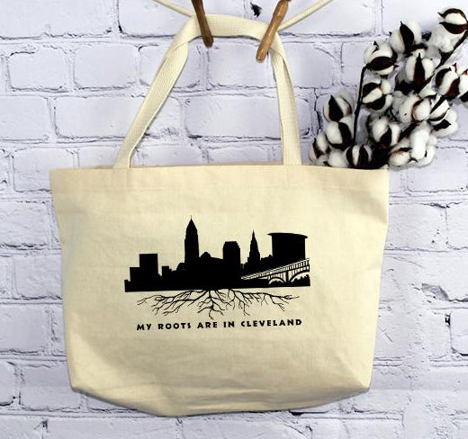 My Roots, Tote Bag (by Sr. Mary Eileen Boyle)