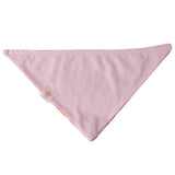 Bandana bib strawberry Ice-cream