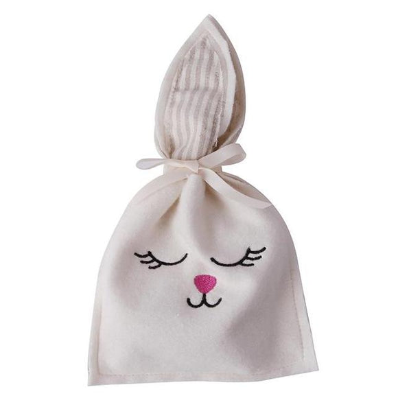 Natural Bunny Satchet Soother