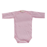 Long Sleeve Strawberry Ice-cream onesie