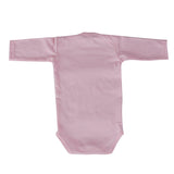 Long Sleeve Strawberry Ice-cream onesie (back)