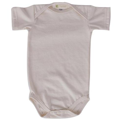 Short Sleeve Natural onesie