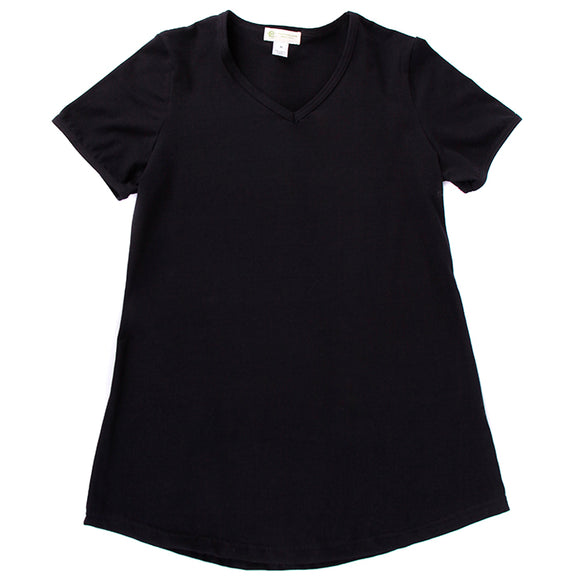 Women's Tunic, V Neck