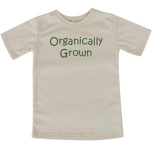 Organically grown short sleeve adult/youth Tshirt