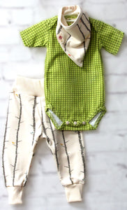 Birch Britches     ___    (Onesie Set)