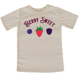 Berry Sweet short sleeve toddler Tshirt