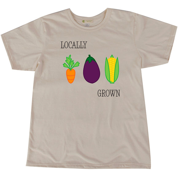 Locally grown short sleeve adult/youth Tshirt