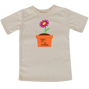 Plants are my Friends short sleeve adult/youth Tshirt