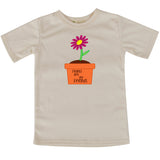 Plants are my Friends short sleeve toddler Tshirt