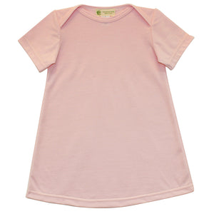 Girl's Organic Cotton Tshirt Dress