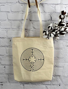 Labyrinth, Tote Bag (by Sr. Mary Eileen Boyle)